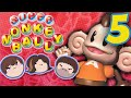 Super Monkey Ball: Skill and Grace - PART 5 - Grumpcade