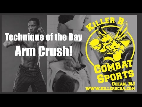 Tech of the day: Arm Crush