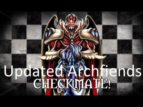 Yugioh Updated Archfiend deck profile