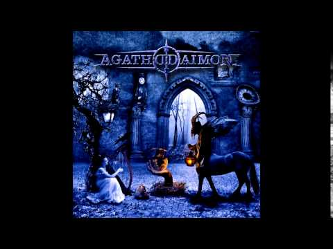 Agathodaimon - Alone In The Dark Death Angels Shadow