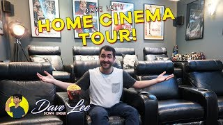 Tour of My Home Theatre / Cinema Room!