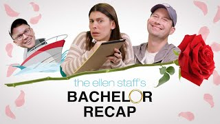 The Ellen Staff's 'Bachelor Recap': And Then There Were Four