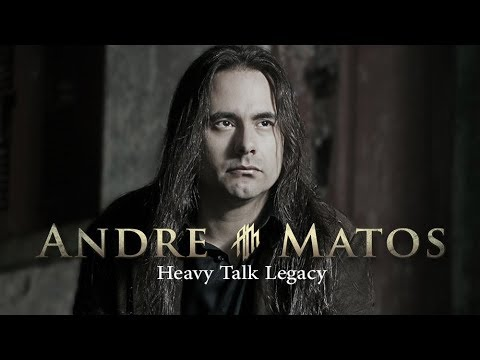 QUEM É ANDRE MATOS? | Heavy Talk Legacy