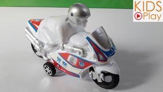 Xe mô tô cảnh sát đồ chơi - Đồ chơi trẻ em
