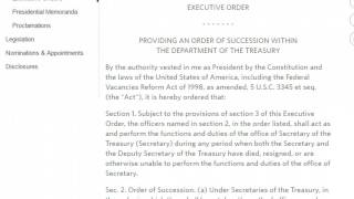 Heads Up! Suspicious Executive Orders Were Just Quietly Signed by Obama