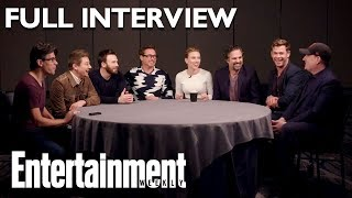 Download Song 'Avengers: Endgame' Cast Full Roundtable Interview On Stan Lee & More | Entertainment Weekly Free StafaMp3