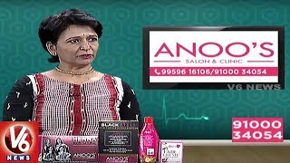 Treatment For Hair Problems | Anoo's Salon and Clinic Services | Good Health