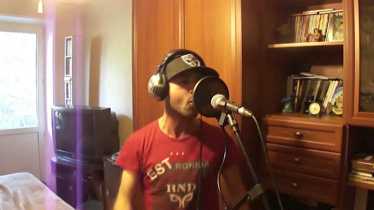 Запись рэпчика в домашних условиях - YouTube