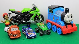 Car Toys Collection Video for Kids   Play with me