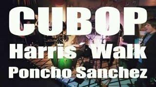 """Cubop live """"Harris walk"""" (HD)"""