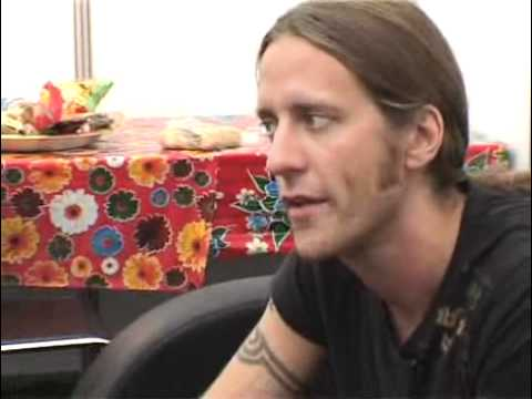 Opeth 2006 interview - Peter Lindgren (part 1)