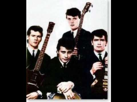 The Pete Best Four - Why Did I Fall In Love