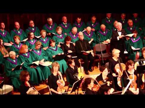 Handel's Messiah Community Singalong December 2 2012 Spokane First Presbyterian Church Wa Full Video
