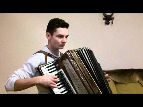 Marsz weselny/powitalny akordeon