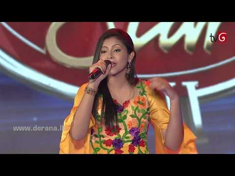 Dream Star Season 07 | Final 24 ( 01st Group ) Sachini Ranawaka ( 12 - 08 - 2017 )