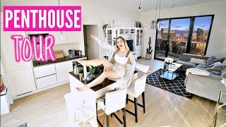 ENDLICH! 😍PENTHOUSE TOUR! UNSERE TRAUM WOHNUNG 💕| Sonny Loops