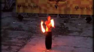 Kiev Fire Fest - Томас Йоханссон