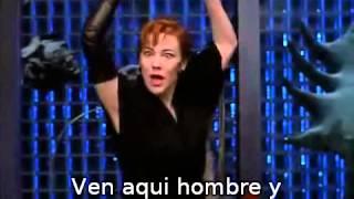 Beetlejuice - Day-o (Banana Boat Song)  Sub español