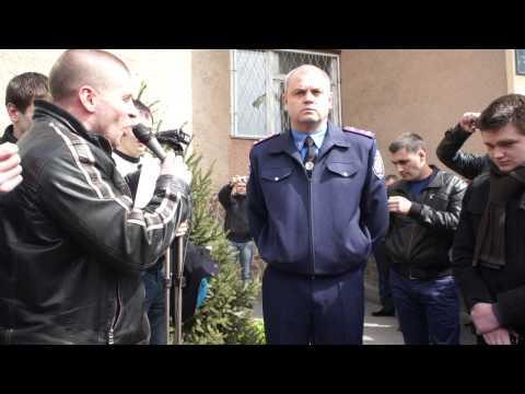 """Видео ПН: """"Дорожный контроль"""" требует отставки руководителей Николаевского облГАИ"""