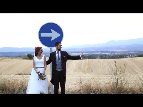 Con sabor a verano: la boda de Ana y Antonio