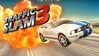 Car Bike Games For Kids Traffic Slam Car Crashing