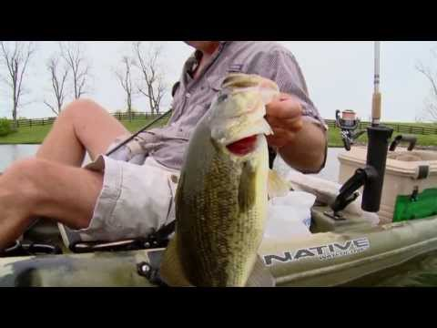 Big Bass Kayak Fishing