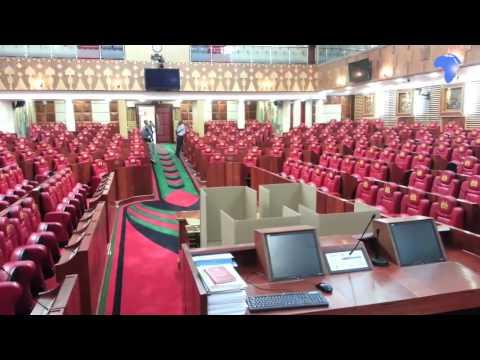 A tour of parliament