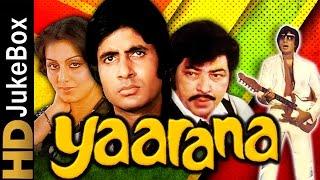 download lagu Yaarana 1981 Full  Songs Jukebox  Amitabh Bachchan, gratis