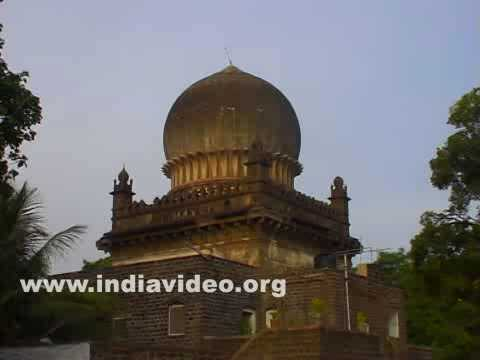 Jod Gumbaz at Bijapur in Karnataka