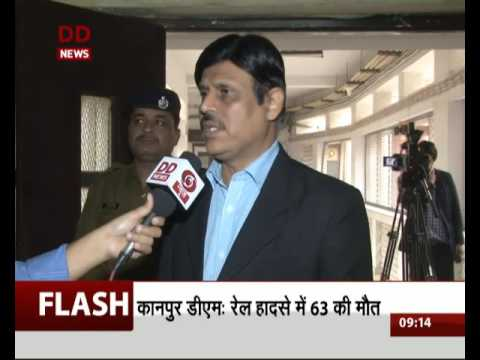 Patna-indore express derails: Anil Saxena give details about accident