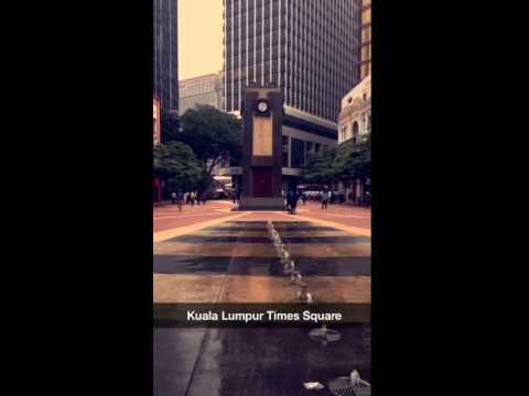 Times Square in Kuala Lumpur, Malaysia