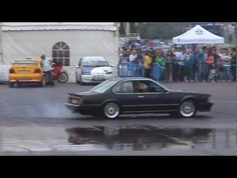 Concentración de coches Clásicos y deportivos de Culleredo 2012
