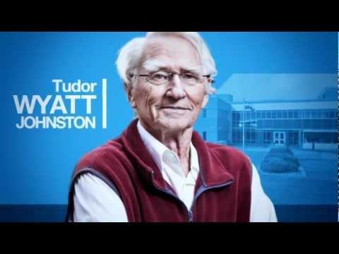 Tudor Wyatt Johnston, nouveau professeur émérite de l'INRS
