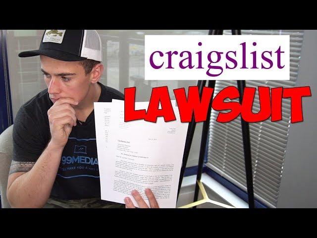 WARNING Don39t Buy Stuff On Craigslist!