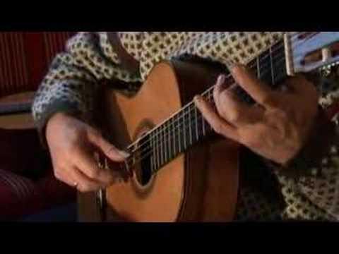 Gavotte 1-2 by JSBach - guitar-arr.