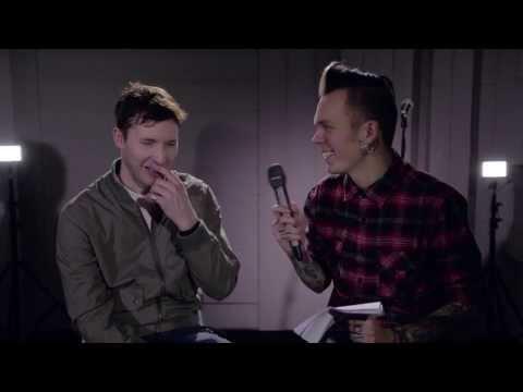 James Blunt interview with Radio Nova Finland