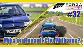 Renault Clio Williams | Forza Horizon 4 #32 Thrustmaster T300RS