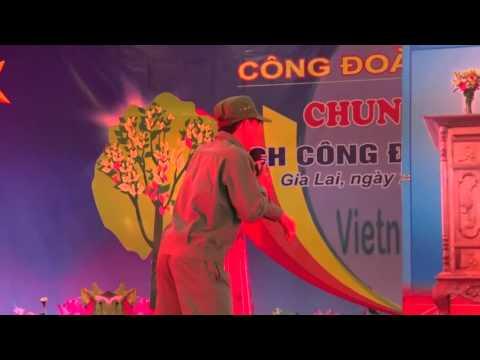 """Tiểu phẩm """"Sếp tôi"""" của Nguyễn Hiền - Công ty Cao su Bà Rịa"""