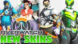 100 LOOT BOX OPENING! New Overwatch Anniversary Event | New Skins, Emotes, & MORE!