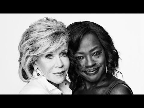Actors on Actors: Viola Davis and Jane Fonda (Full Version)