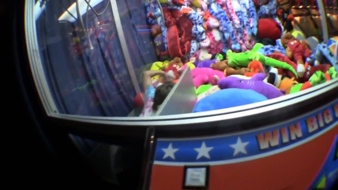 claw machine hacks