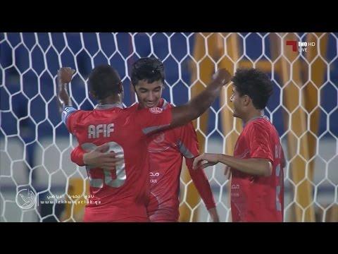 رديف لخويا 3-1 رديف أم صلال ( أهداف لخويا Lekhwiya Goals )