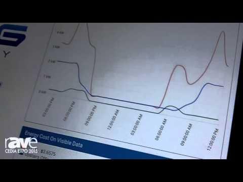 CEDIA 2015: Wing Energy Demos Energy Consumption App