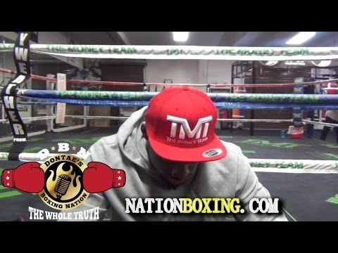 DANNY GARCIA VS LAMONT PETERSON  PREDICTIONS BY MAYWEATHER BOXING CLUB