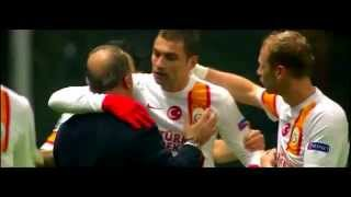 Braga-Galatasaray (KLİP)  HD