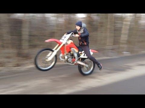 Как научиться стантить на мотоцикле