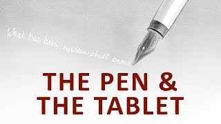 The Beginning and the End with Omar Suleiman: The Pen and the Tablet (Ep 9)