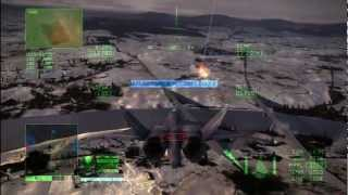 Ace Combat 6: Fires of Liberation Mission 3 (Sipli Field)