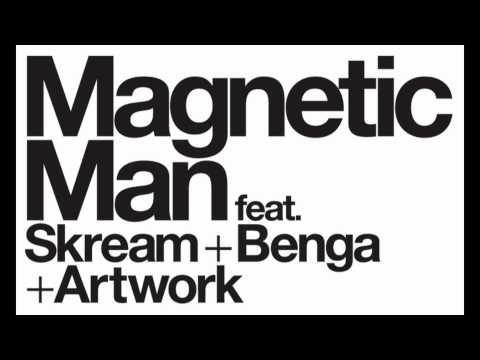 Magnetic Man - Fire (Feat. Ms. Dynamite)