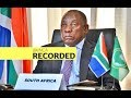 President Cyril Ramaphosa leads call for a National Day of Pr...